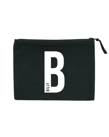 Inset Name | Pencil Case - Personalised Clothing | EAST ON 18th