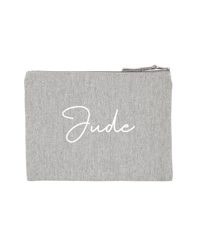 Script Name | Pencil Case - Personalised Clothing | EAST ON 18th