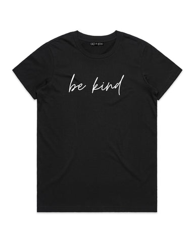 Be Kind | Adult T-Shirt - Personalised Clothing | EAST ON 18th
