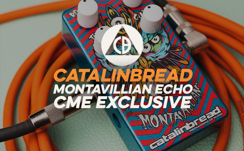 Montavillian Echo | Catalinbread Effects
