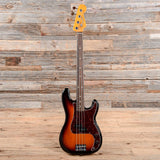 Fender Bass Guitars / 4-String Fender American Vintage '62 Precision Bass 3-Tone Sunburst 2012