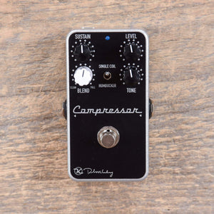 Keeley Effects and Pedals / Compression and Sustain Keeley Compressor Plus