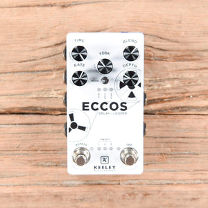 Keeley Effects and Pedals / Delay Keeley ECCOS Modulated Delay Looper
