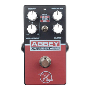 Keeley Effects and Pedals / Reverb Keeley Abbey Chamber Verb