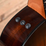 Taylor Acoustic Guitars / OM and Auditorium Taylor 224ce-K DLX Grand Auditorium Koa Shaded Edgeburst