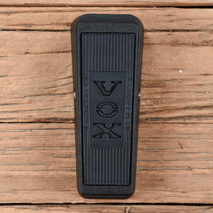 Vox Effects and Pedals / Wahs and Filters Vox V845 Classic Wah Pedal