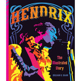 Voyageur Press Accessories / Books and DVDs Voyageur Press Hendrix: The Illustrated Story