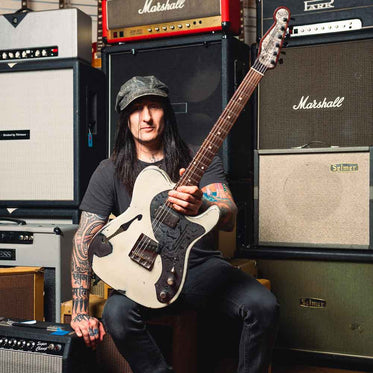 Richard Fortus Collection James Trussart