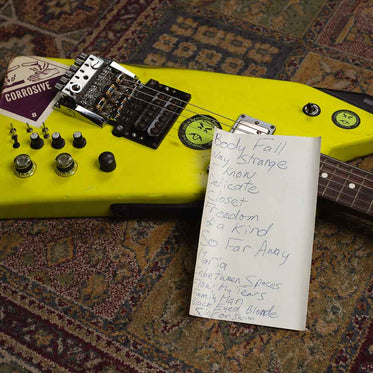 Richard Fortus Collection Roland Guitar