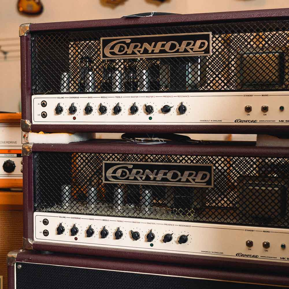 Richard Fortus Amplifier Cornford