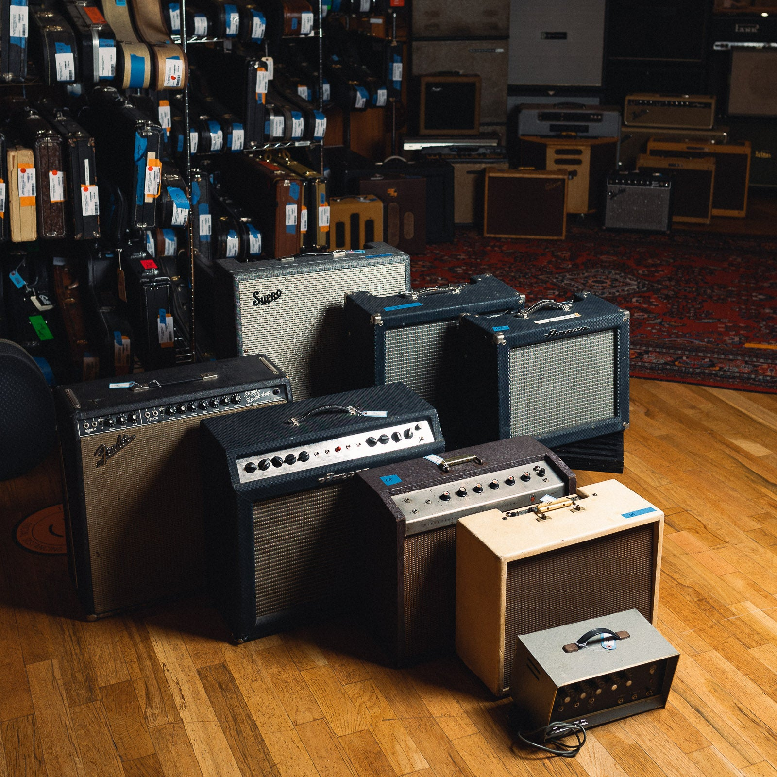 Richard Fortus Amplifier Group