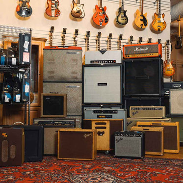 Richard Fortus Collection Amplifier Group