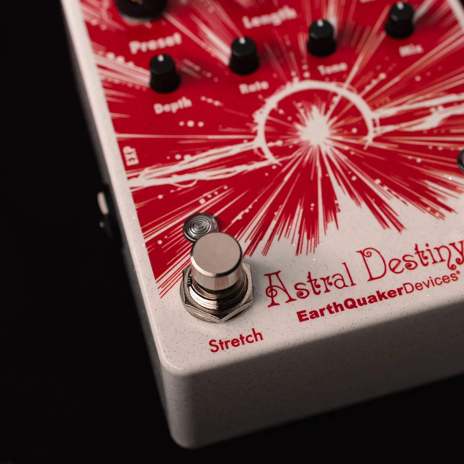 Earthquaker Devices Astral Destiny Stretch function
