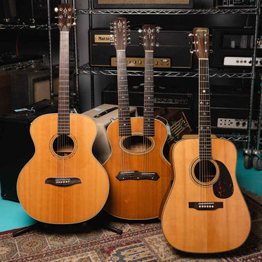 Richard Fortus Collection Guitar Group