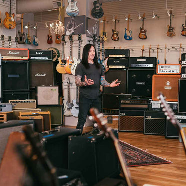 Richard Fortus Collection Richard Fortus