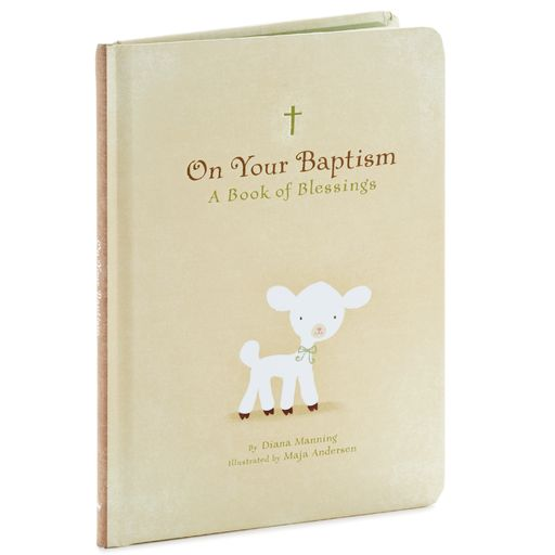 On Your Baptism: A Book of Blessings