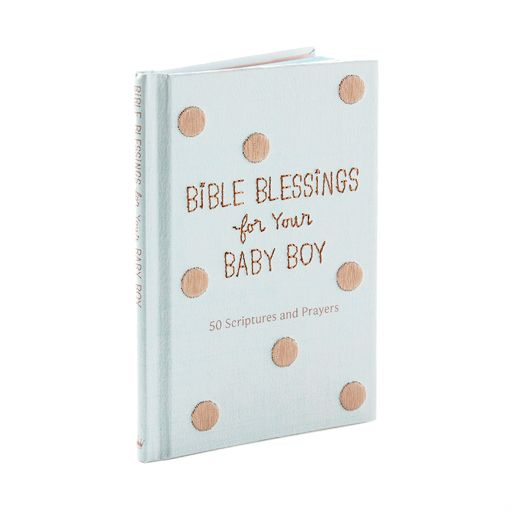 Bible Blessings for Your Baby Boy