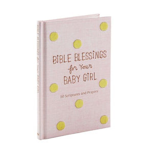 Bible Blessings for Your Baby Girl
