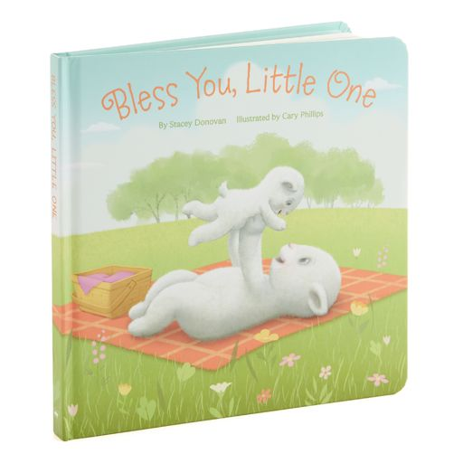 Bless You, Little One Board Book