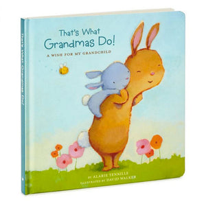 That's What Grandmas Do! Board Book