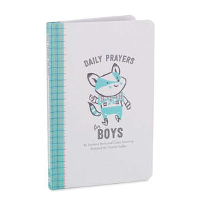 Daily Prayers for Boys Book