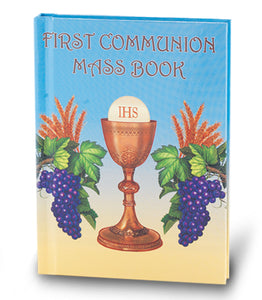 First Communion Mass Book