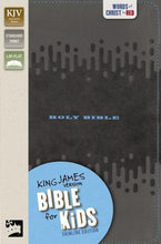 Load image into Gallery viewer, KJV Bible for Kids Leathersoft Thinline
