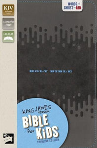 KJV Bible for Kids Leathersoft Thinline