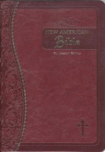 Saint Joseph Medium Size Gift Bible-NABRE