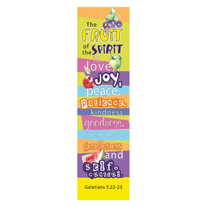 The Fruit of the Spirit Bookmark