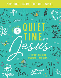 My First Quiet Time With Jesus, Teal