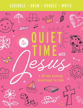 Load image into Gallery viewer, My First Quiet Time With Jesus, Pink