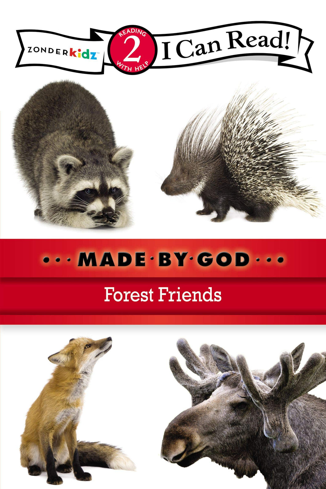 Made By God Forest Friends