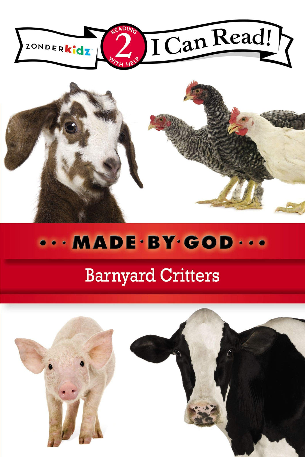 Made By God Barnyard Critters