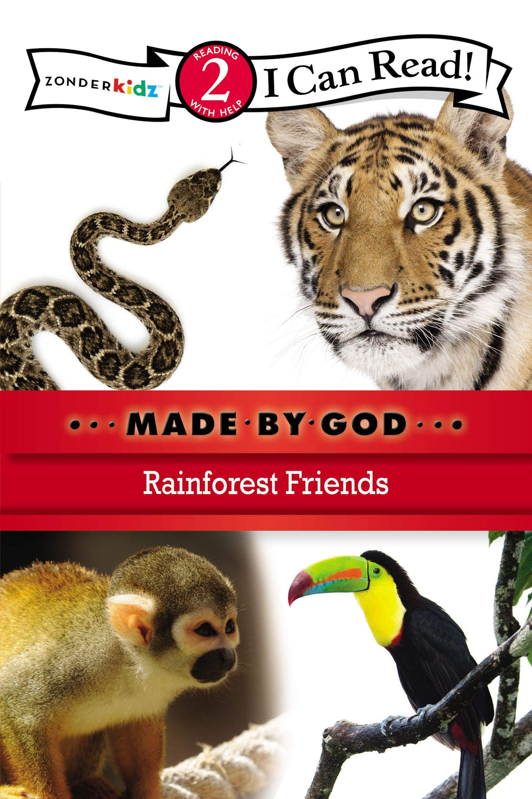 Made By God Rainforest Friends