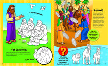 Load image into Gallery viewer, The Beginner's Bible Come Celebrate Easter Sticker and Activity Book