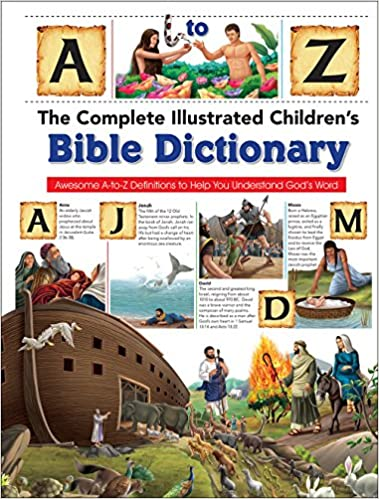 A to Z Bible Dictionary