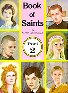 Book of Saints: Part 2