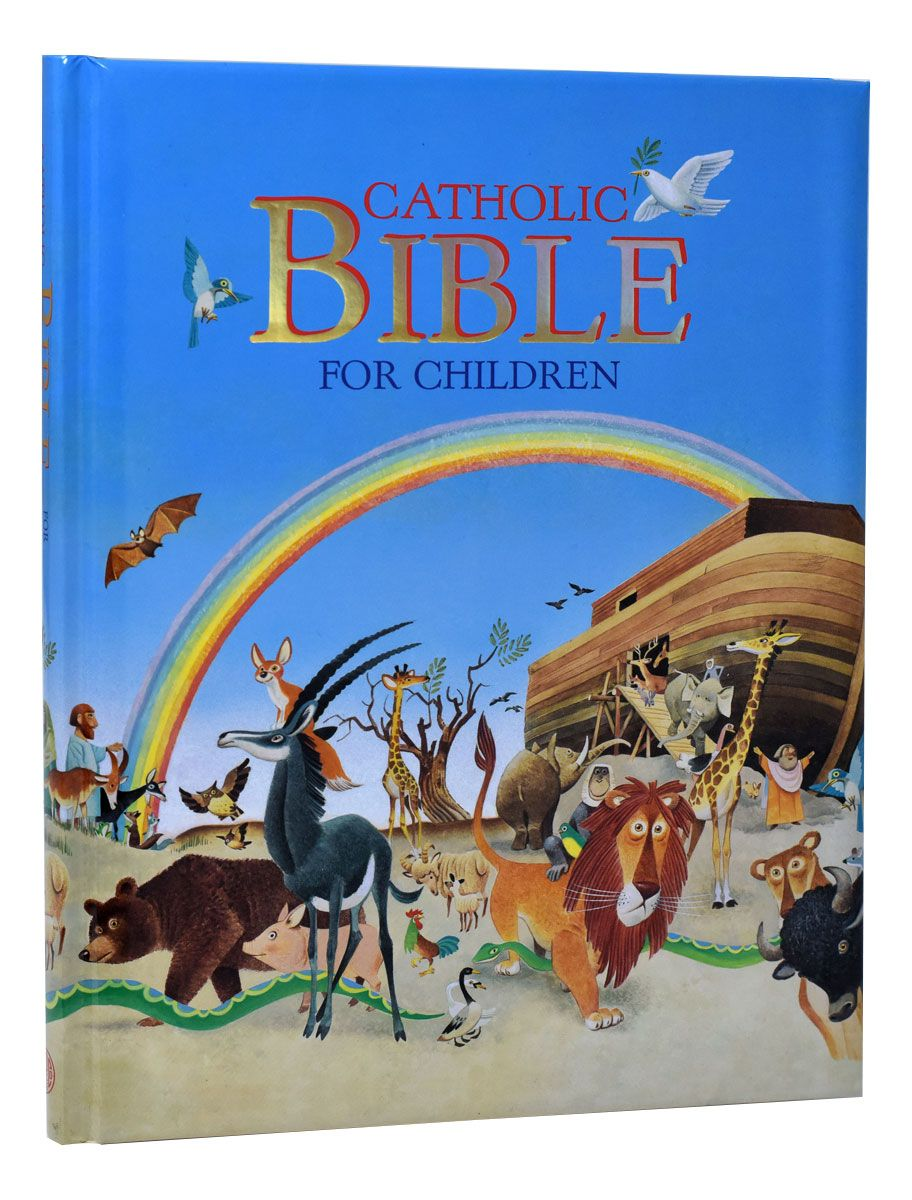Catholic Bible for Children