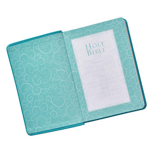 KJV Holy Bible, Compact Edition
