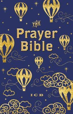 ICB, Prayer Bible for Children + Journal: Navy and Gold, Hardcover, Printed Caseside