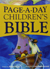 Load image into Gallery viewer, Page-A-Day Children's Bible