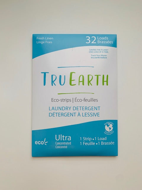 Eco-Strips Laundry Detergent - Fresh Linen