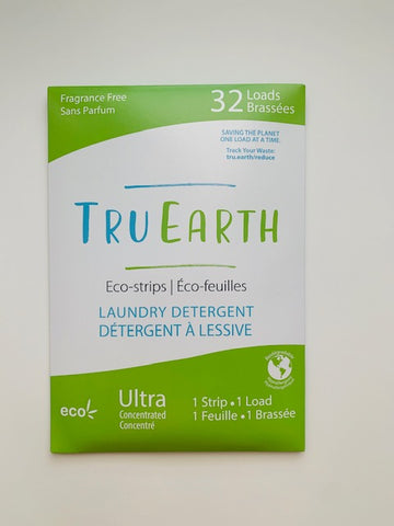 Eco-Strips Laundry Detergent - Unscented