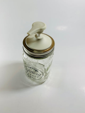 Mason Jar Pump Top