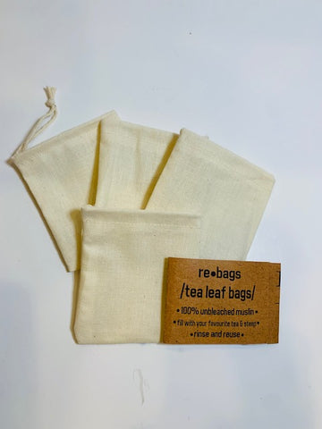 Reusable Tea Bags