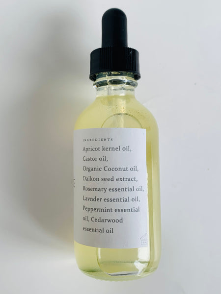 Restorative Hair Oil