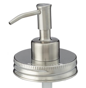 Open image in slideshow, Mason Jar Pump Cap
