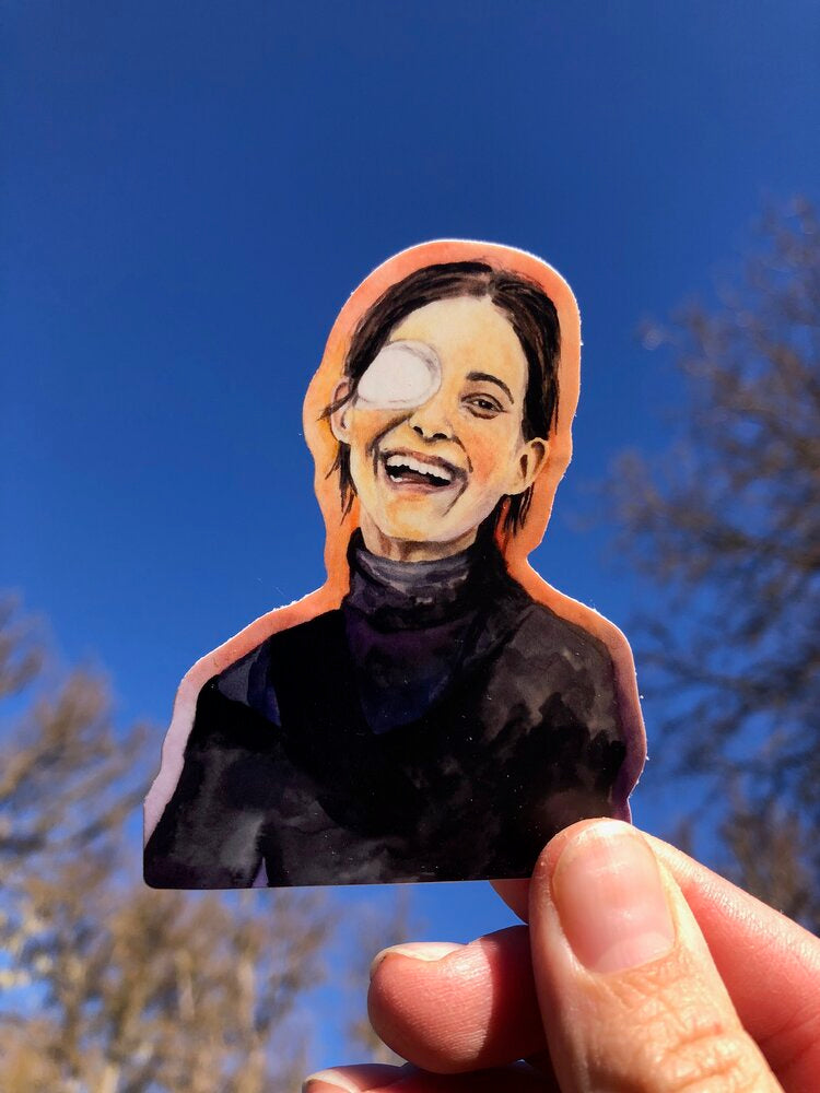 BLESSED CHIARA CORBELLA STICKER