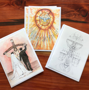 SACRAMENTAL CARD SET